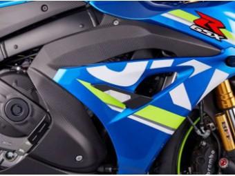 Obere Seitenverkleidung aus Carbon für GSX-R 1000 / R `17
