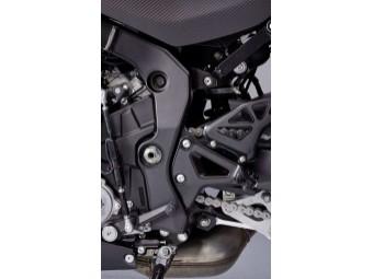 Rahmen - Fußrastenschutzfolie für GSX-R 1000 / R `17-