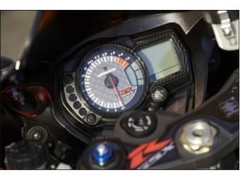 Cockpitdekor GSX-R 1000 Carbon