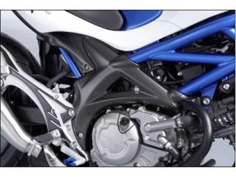 Rahmenabd. SFV650 Gladius `09>~ Carbon