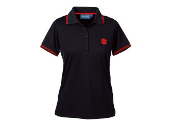 Team Polo Shirt Damen