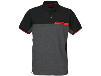 Team Polo Herren - Black edition