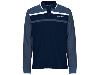 Team Polo Herren - Blue editon - langarm