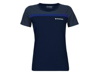 Team T-Shirt Damen - Blue edition