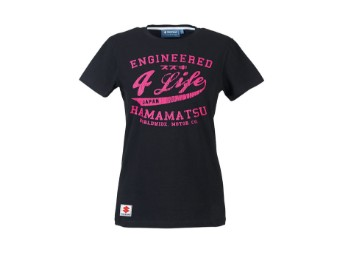 T-Shirt Damen Engineered 4 Life