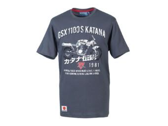 T-Shirt GSX 1100 S Katana