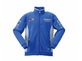 Moto GP Team Fleece Jacke