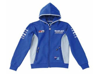 Moto GP Team Kinder Kapuzenjacke