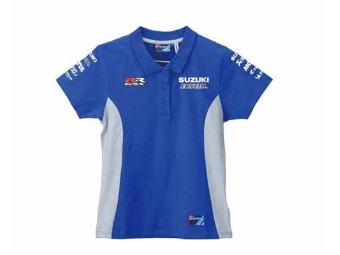 Moto GP Team Polo Hemd Damen