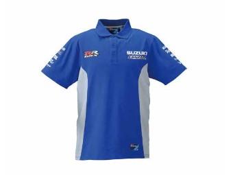 Moto GP Team Polo Hemd Herren
