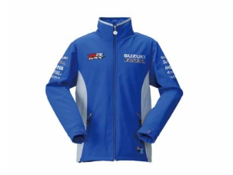 Moto GP Team Softshell Jacke