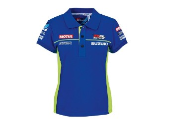 Moto GP Team Polo Shirt Lady