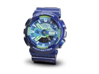 Moto GP Casio Armbanduhr