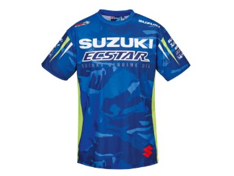Moto GP Team T-Shirt Sport Edelprint