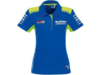 MotoGP Team Polo Hemd Damen
