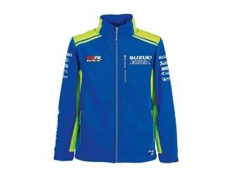 MotoGP Team Softshell Sportjacke