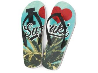 Flip Flops - I Love Suzuki
