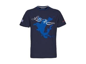 Marine T-Shirt Herren - Hamana Lake