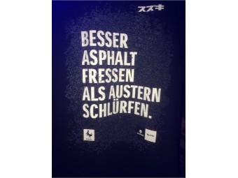 """T-Shirt """"Asphalt"""""""