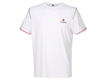 Team weiss - T-Shirt Herren
