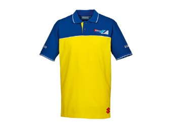Team Yellow Polohemd ; Herren