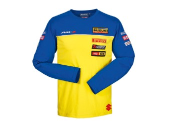 MXGP Replica Team T-Shirt ; Langarm