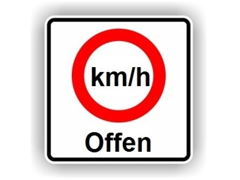 Endrosselkit GN125 ohne km/h Begrenzung offen 100km/h
