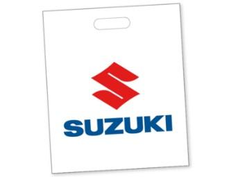 Tragetasche Suzuki 10 Stück Beutel