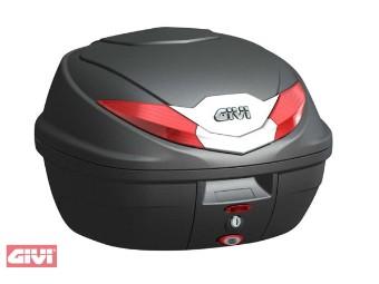Kofferdeckel für B360N rote Reflektoren