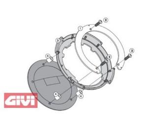 Tanklock Tankbefestigungsring für Tankrucksäcke KTM 125/200/390 Duke