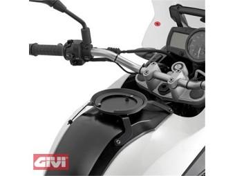 Tanklock Tankbefestigungsring für Tankrucksäcke BMW G 650 GS `11