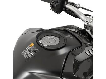 Tanklock Tankbefestigungsring für Tankrucksäcke / Yamaha MT-10 1000