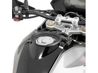 Tanklock Tankbefestigungsring für Tankrucksäcke BMW G 310 R/GS `17