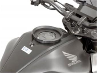 Tanklock Tankbefestigungsring für Tankrucksäcke an Honda CB 125