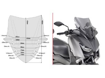 Windschild Yamaha X-Max 125/400 (18) / 300 (17-18)