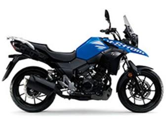 Sturzbügel für Suzuki V-Strom 250 ` 17-