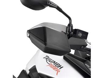 Windabweiser für Handprotektor Tiger 800 / XC