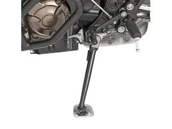 Seitenständerplatte für Yamaha MT-07 Tracer