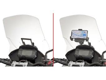 Halterung zur Montage am Windschild für Navi S902A S920M/L,