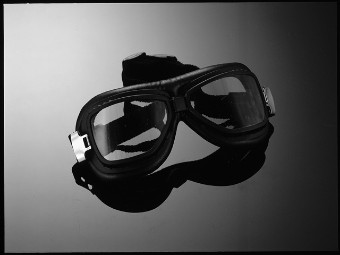 Chopperbrille Goggles (One Lens)