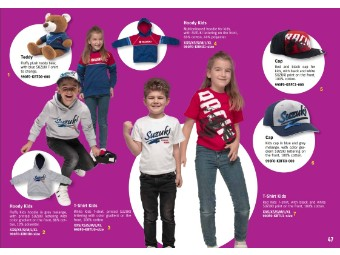 Kids T-Shirt Rot