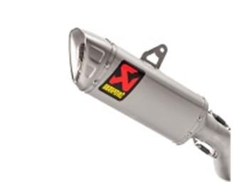 Auspufftopf neue Version GSX-R 1000 `17-