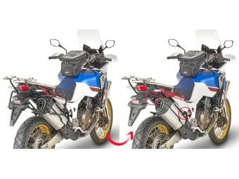 Seitenkoffer-Träger abnehmbar Monok ey für Honda CRF 1000 Afrika Tw