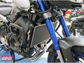 Kühlerschutz für Yamaha MT-09 Tracer `15-
