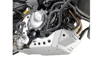 Motorschutzplatte Alu für BMW F 750/850 GS (18)