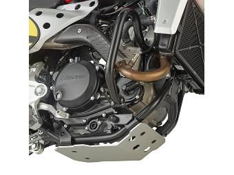 Motorschutzplatte Alu Fantic Baballero Scrambler 500