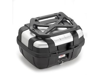 Gepäckhalter aus Nylon schwarz für Maxia E52/E55/V56/V47/V46