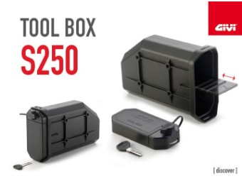 Tool Box - Werkzeugtasche Rohrgepäckräger