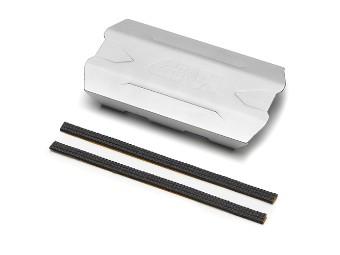 Hitzeschutz für Satteltaschen (Läng e 200 mm) VK und Lieferte
