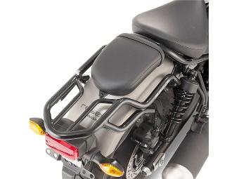 Topcase-Träger für Monokey/lock Kof fer für Honda CMX 650 Rebel